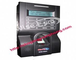 Máy chấm công bằng vân tay + thẻ cảm ứng WISE EYE WSE-850A