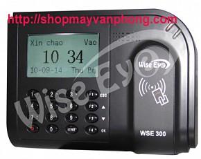 Máy chấm công thẻ cảm ứng WISE EYE WSE 300