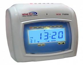 Máy chấm công thẻ giấy WISE EYE WSE- 7500D