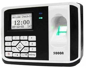 Máy chấm công vân tay + thẻ cảm ứng RONALD JACK 5000A