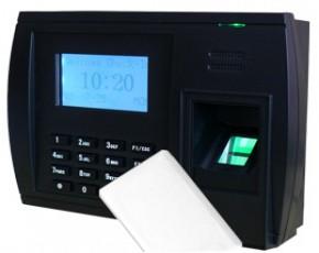 Máy chấm công vân tay Granding BioSH-5000T +ID