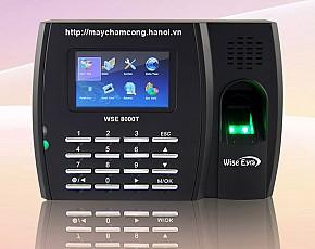 Máy chấm công vân tay Wise Eye WSE-8000T