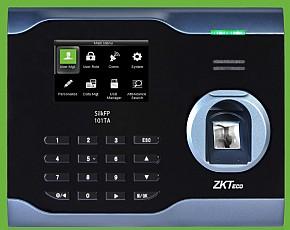 Máy chấm công vân tay ZKTeco SilkFP-101TA