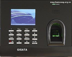 Máy chấm công vân tay Gigata 839