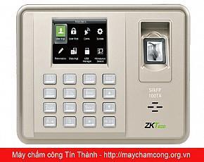 Máy chấm công vân tay và thẻ Silk FP-100TA