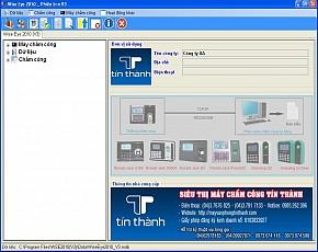Phần mềm chấm công Wise Eye 2010V3 - Wise Eye 2012V3
